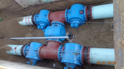 Sewer valves
