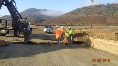 Irrigation Crossing