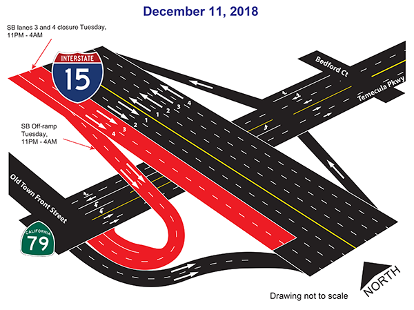 Dec 11 Closure map