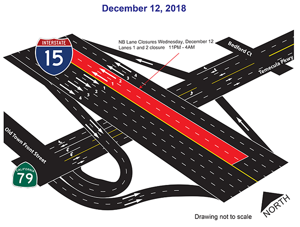 Dec 12 Closure map