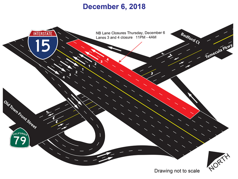 Dec 6 Closure map