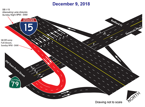 Dec 9 Closure map