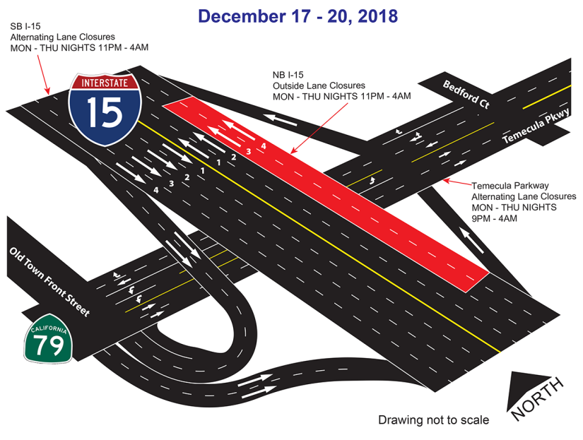 20181213 Closure Map - Wk of Dec 16